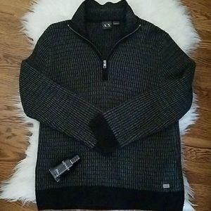 Armani Exchange sweater. Size M